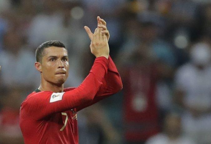 Ronaldo v septembri zabojuje o postup na MS 2022, kouč Santos zverejnil nomináciu Portugalska