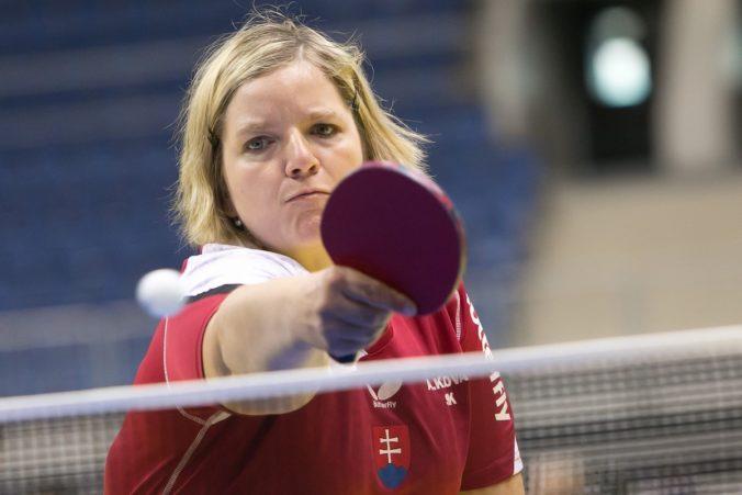 Alena Kánová získala striebro, Slovensko má už tretiu medailu z paralympiády v Tokiu
