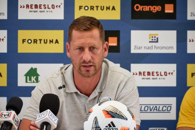 Gergely Geri už nie je trénerom FK Pohronie, na lavičke tímu vydržal len šesť ligových kôl