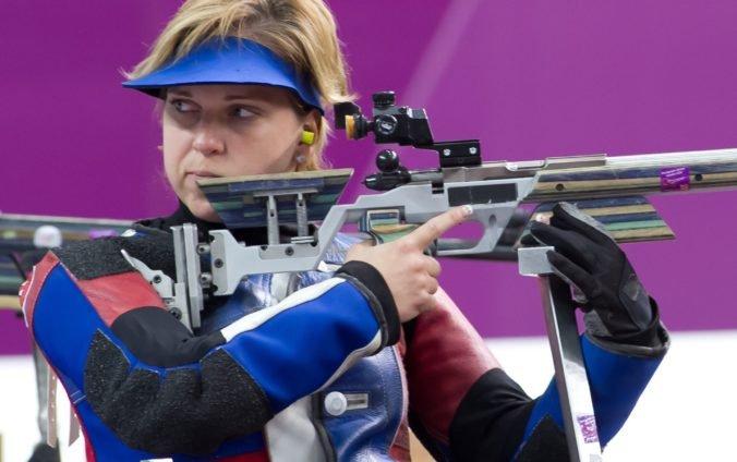 Strelkyňa Vadovičová na paralympiáde v Tokiu neobhájila zlato, Lekharová vyrovnala svetový rekord