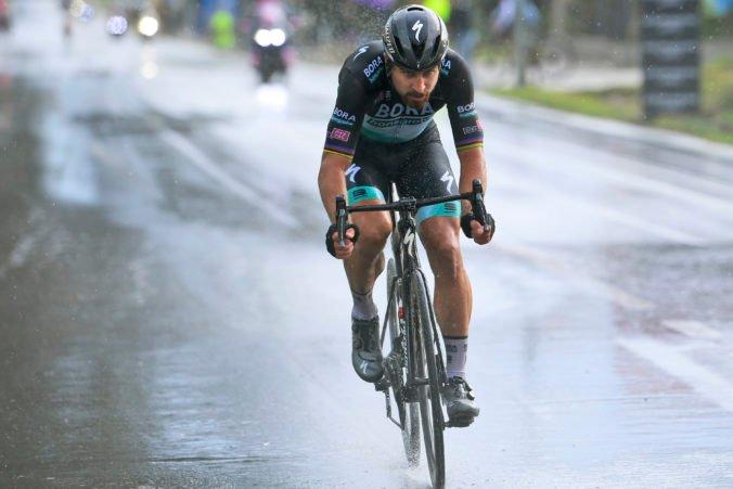 Sagan bol v druhej etape pretekov Benelux Tour najlepší z tria Slovákov, časovku ovládol Bissegger