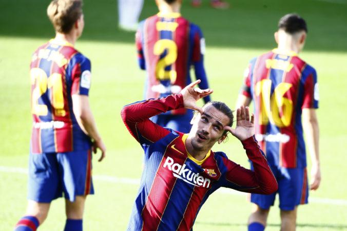 Antoine Griezmann sa z FC Barcelona vracia do Atlética Madrid na hosťovanie, Mbappé nikam neodchádza
