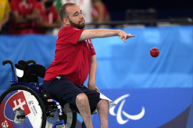 Boccista Samuel Andrejčík získal na paralympiáde v Tokiu zlato, Trávniček s Mihálikom brali bronz