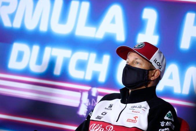 Räikkönen ohlásil odchod do dôchodku, po ukončení aktívneho pretekania sa teší na nové zážitky