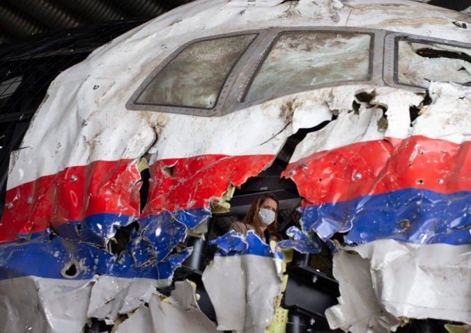 Tím vyšetrujúci zostrelenie malajzijského lietadla nad Ukrajinou žiada ľudí o pomoc s dôkazmi