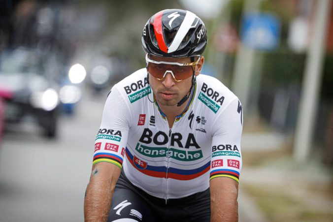 Peter Sagan v 5. etape na pretekoch Okolo Beneluxu útočil na víťazstvo
