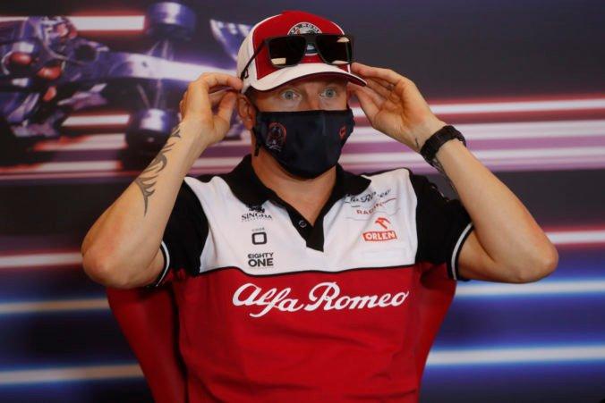 Kimi Räikkönen sa nakazil koronavírusom, na Veľkej cene Holandska ho nahradí Robert Kubica