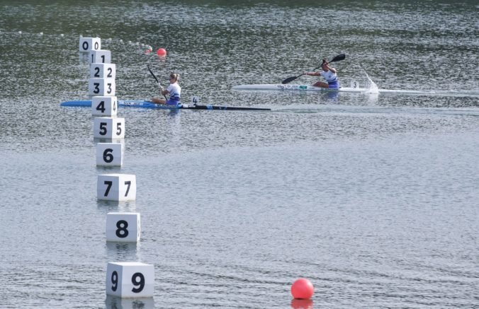 Mladé kanoistky získali na majstrovstvách sveta striebornú a bronzovú medailu
