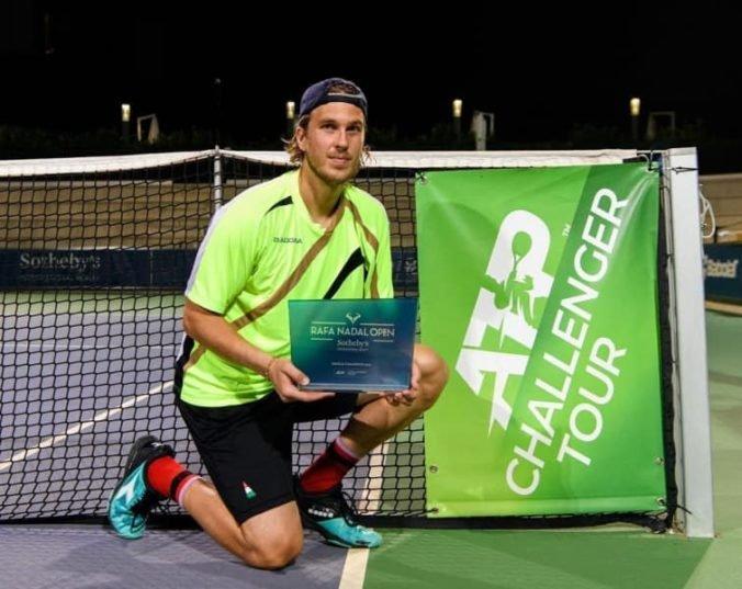 Lacko otočil finále na Malorke, má 14. challengerový titul