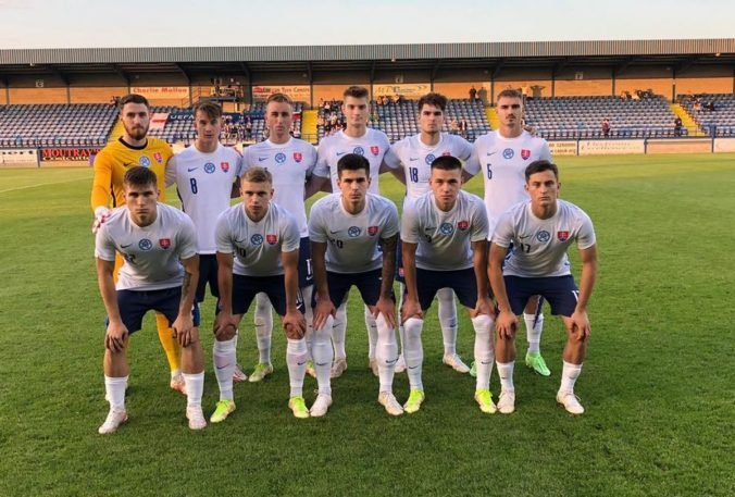 Slovenskí futbalisti do 21 rokov prehrali v Severnom Írsku, o body ich pripravila penalta
