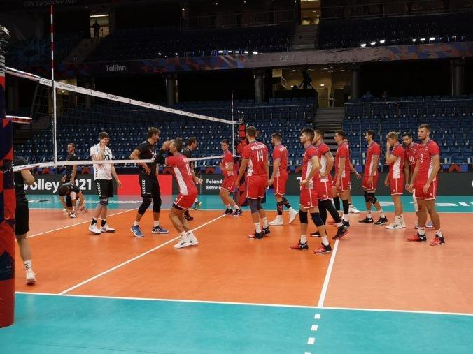 Slováci na ME vo volejbale vyrovnali z 0:2 na 2:2, ale do osemfinále nepostúpili