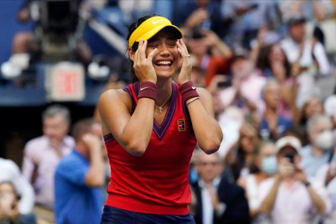 Finále ženskej dvojhry US Open ovládla Raducanová, Briti sa dočkali ženskej víťazky po vyše 40 rokoch