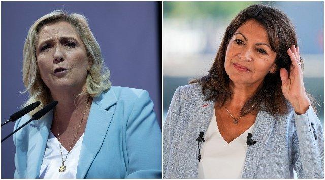 Súboj o prezidentské kreslo začína, Le Penová a Hidalgo už odštartovali svoje predvolebné kampane