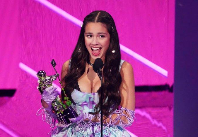V New Yorku rozdali ceny MTV Video Music Awards, pieseň roka naspievala Olivia Rodrigo
