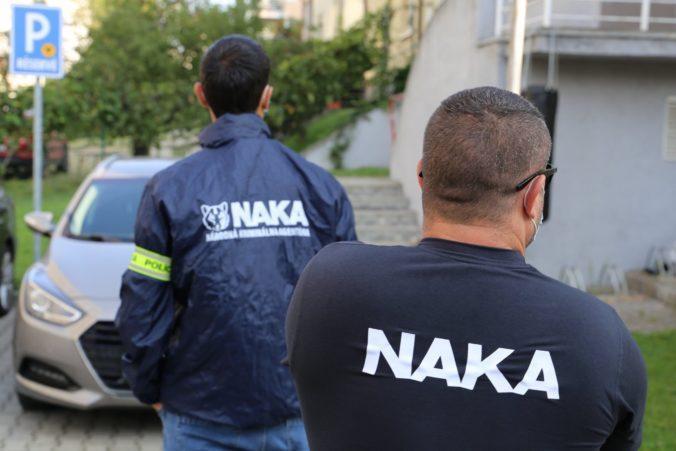 Inšpekcia ministerstva vnútra obvinila ďalších dvoch zadržaných vyšetrovateľov NAKA