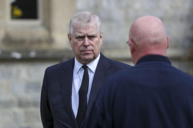 Princ Andrew zmenil právnika, žaloba za sexuálne útoky je podľa neho nepodložená a nezákonná