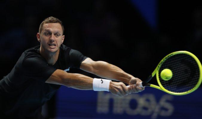 Slovenskí tenisti sa pripravujú na zápas o Davisov pohár, do tímu sa vrátil aj Polášek