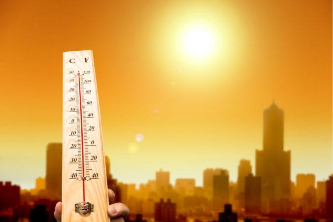 Extrémne horúčavy sú čoraz častejšie, počet dní s teplotami nad 50 stupňov Celzia sa zdvojnásobil