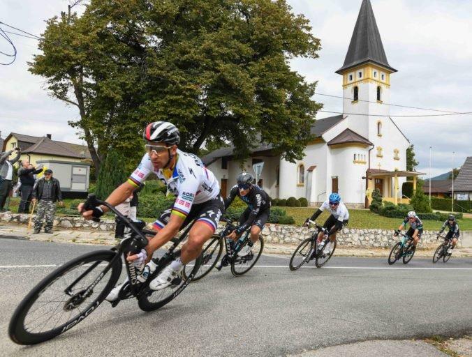 Sagan sa stal celkovým víťazom pretekov Okolo Slovenska, na záver ho zdolal jedine Izraelčan