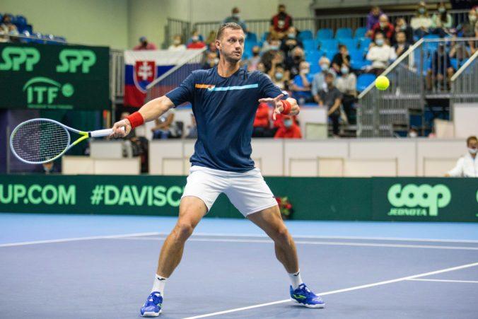Filip Polášek sa drží vo svetovej desiatke deblistov, tenisu naďalej kraľujú Djokovič a Bartyová