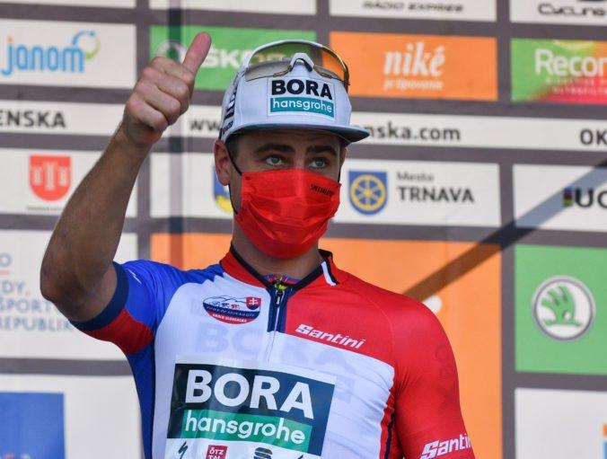 Sagan sa pripravuje na majstrovstvá sveta, v budúcej sezóne sa po boku brata Juraja neobjaví (foto)