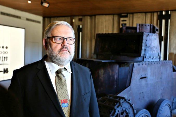 Stanislav Mičev končí vo funkcii riaditeľa Múzea SNP v Banskej Bystrici, ministerka Milanová ho odvolala