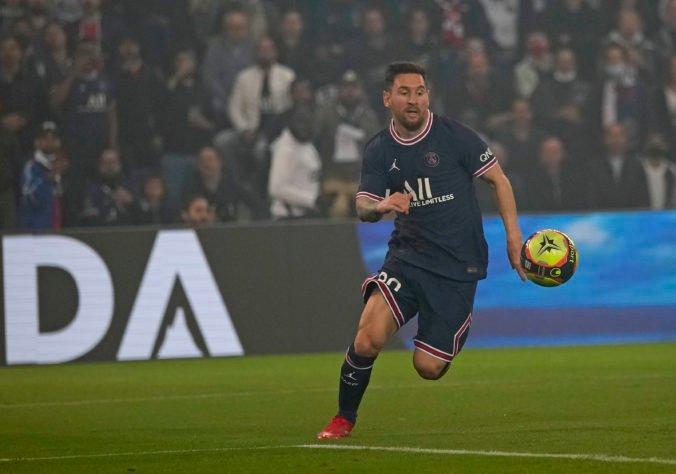 Messi nepomôže futbalistom PSG v ďalšom ligovom zápase, z hry ho vyradilo zranenie