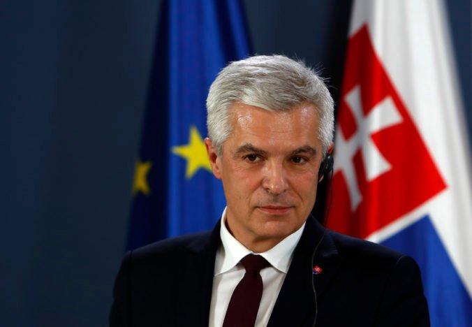 Minister Korčok potvrdil, že Slovensko má záujem o korektné vzťahy s Ruskom