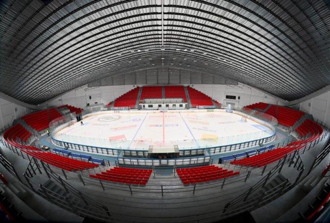 Zimný štadión v Prešove už otvorili, diváci budú sedieť na nových sedačkách za 370-tisíc eur (foto)