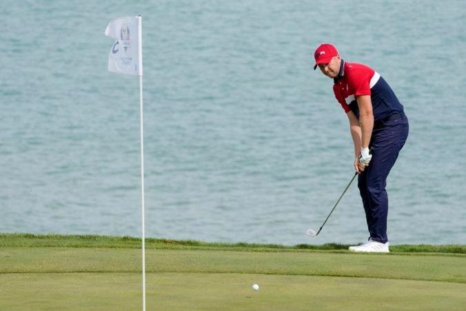 Americkí golfisti ovládli Ryder Cup, Európanov zdolali s najmladším tímom v histórii