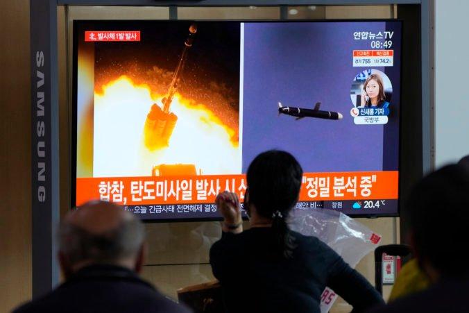 KĽDR testuje trpezlivosť Južnej Kórei, po odpálení ďalšej rakety posilnilo ostražitosť aj Japonsko