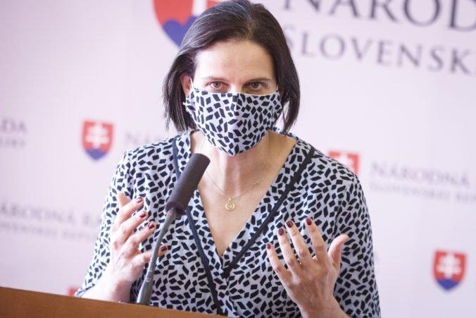 Ministerka Kolíková vníma pozitívne, že prezidentka v prejave ocenila reformy súvisiace s očistou justície