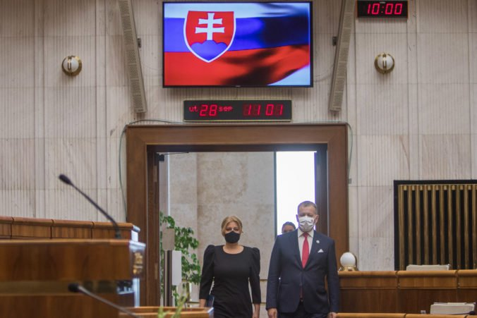Prejav prezidentky Čaputovej bol vyvážený, zhodnotil Kollár a reagoval aj na kritiku