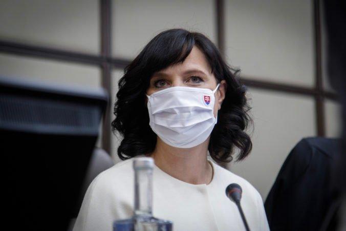 Vicepremiérka Remišová víta, že prezidentka Čaputová ocenila protikorupčný étos vlády