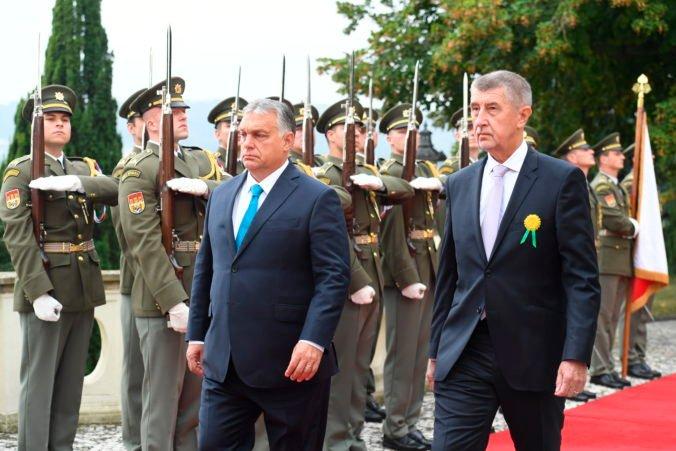 Na stretnutí Babiša a Orbána padali aj pochvaly za postoj Maďarska v čase migračnej krízy