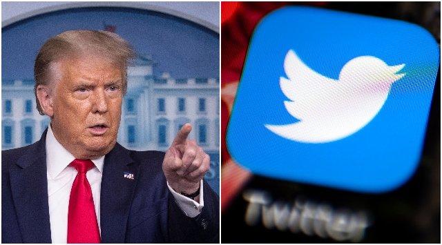 Trump chce späť svoj účet na Twitteri, so zvláštnou požiadavkou sa obrátil na súd