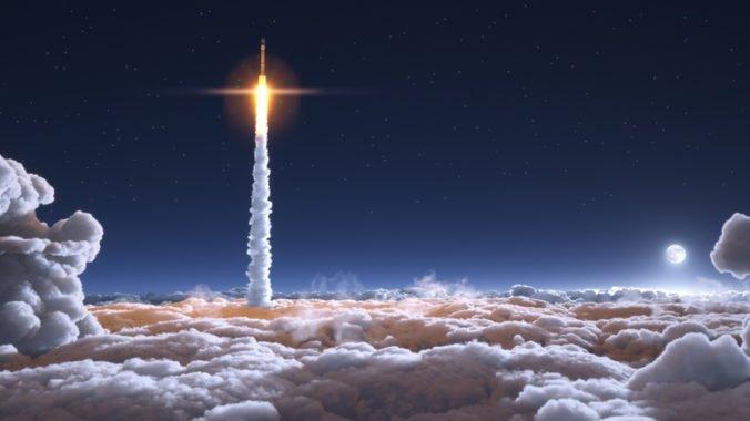Kapitán Kirk zo Star Treku poletí v rakete New Shepard, bude najstarším vesmírnym cestovateľom