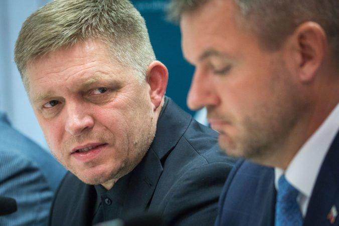 Pellegrini za podpisy ustúpil Ficovi a bude akceptovať ješitnú a trápnu podmienku smerákov