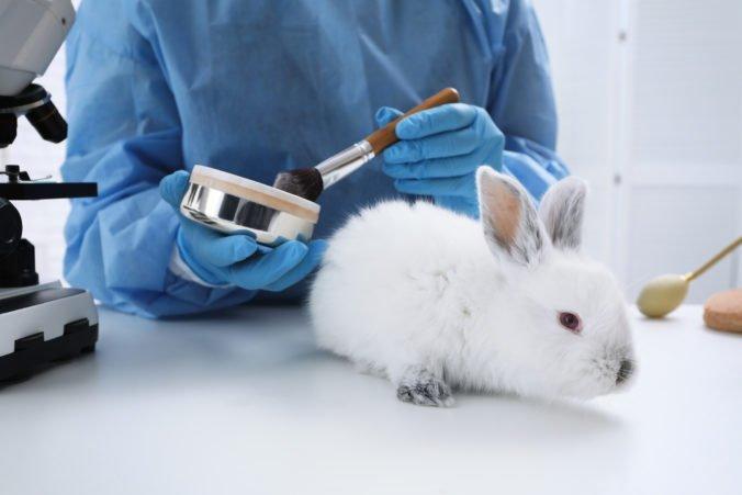 Testovanie kozmetiky na zvieratách by mohlo dostať stopku, spúšťa sa celoeurópska petícia