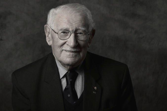 """Zomrel """"najšťastnejší človek na Zemi"""", Eddie Jaku prežil aj holokaust"""
