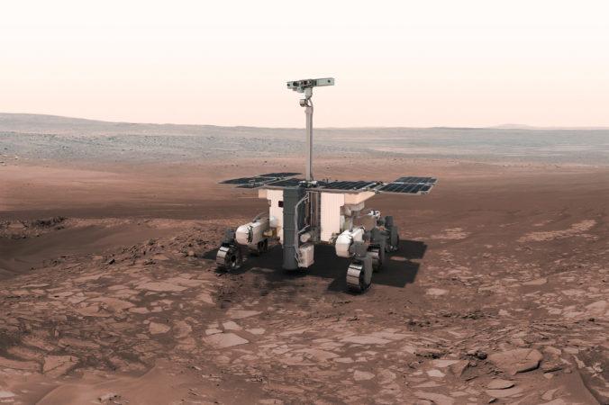 Austrálska spolu s americkou NASA sa dohodli na spolupráci, vytvoria výskumný rover