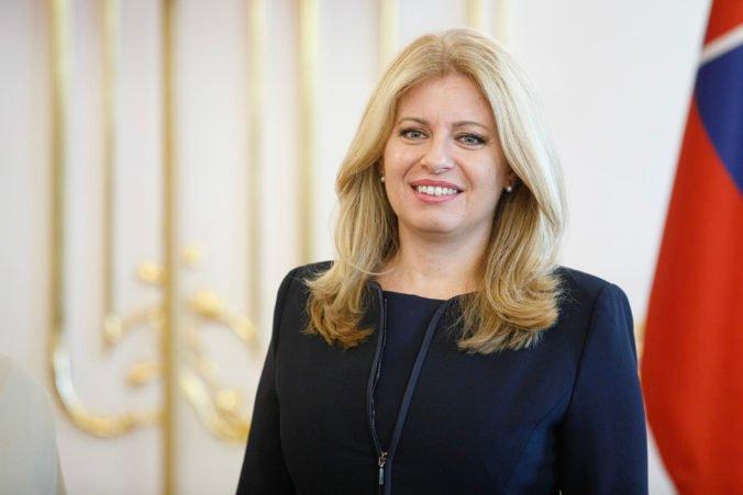 Prezidentka Čaputová odcestovala na návštevu Slovinska, pozrie sa aj do národného parku