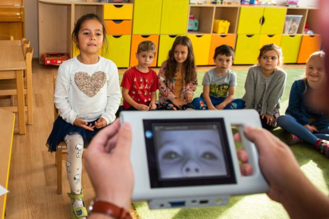 """Projekt """"Zdravé oči už v škôlke"""" pomáha každoročne zachrániť zrak tisíckam detí. Jeho piaty ročník štartuje v pondelok"""