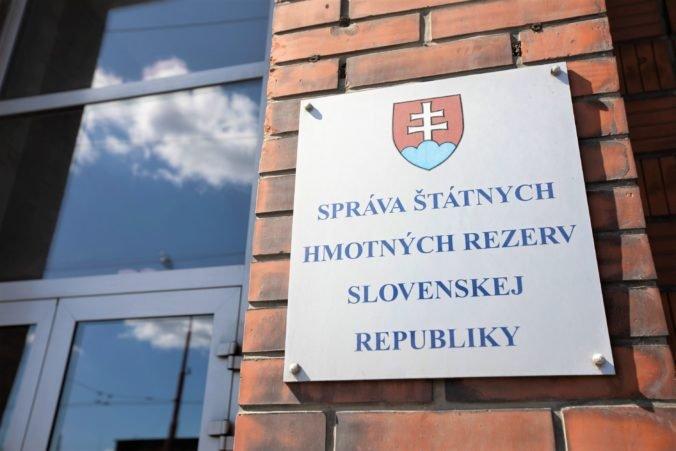 Správa štátnych hmotných rezerv má novú podpredsedníčku, prázdny post obsadí Zarembová