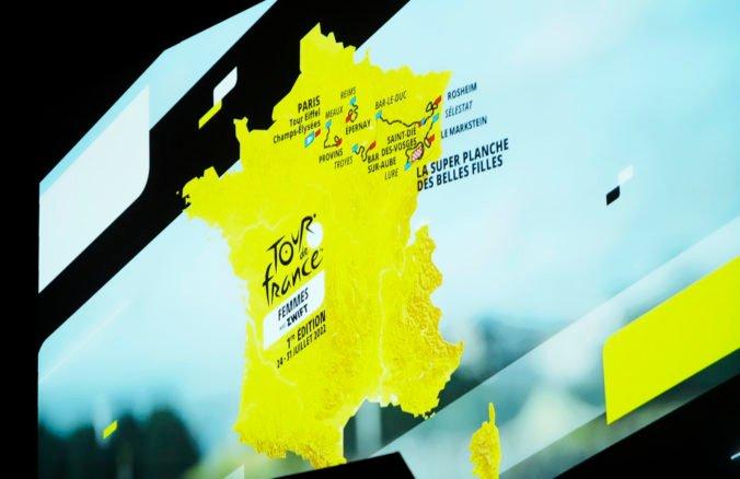 Tour de France 2022 odštartuje v Kodani, cyklistov preveria nekonečné výšľapy či zradné kocky (video)