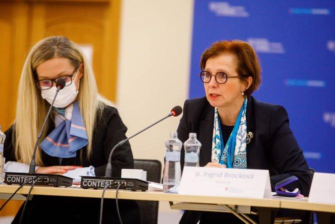 Tajomníčka Brocková je spokojná, značka Good Idea Slovakia má pozitívnu odozvu verejnosti