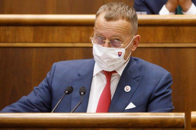 Kollár otvoril 48. schôdzu parlamentu, riešiť by mali aj Záborskej zákon o pomoci tehotným ženám