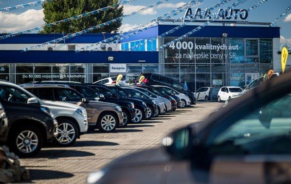 Zánovné vozidlá na slovenskom trhu za rok zdraželi až o 15 %, niektoré aj viac ako o pätinu