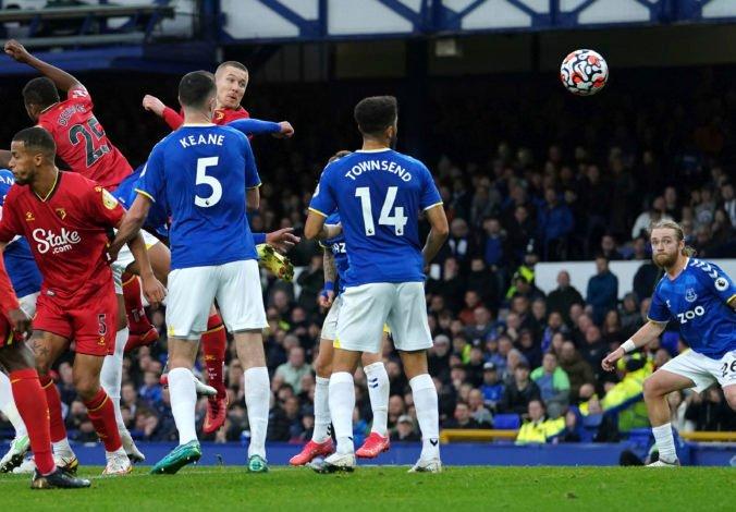 Kucka si otvoril strelecký účet v Premier League, Watfordu pomohol k ohromnému obratu