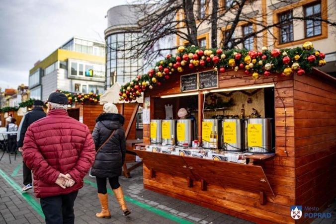 Tradičný Vianočný jarmok v Poprade bude, ale mesto ešte netuší, v akej podobe